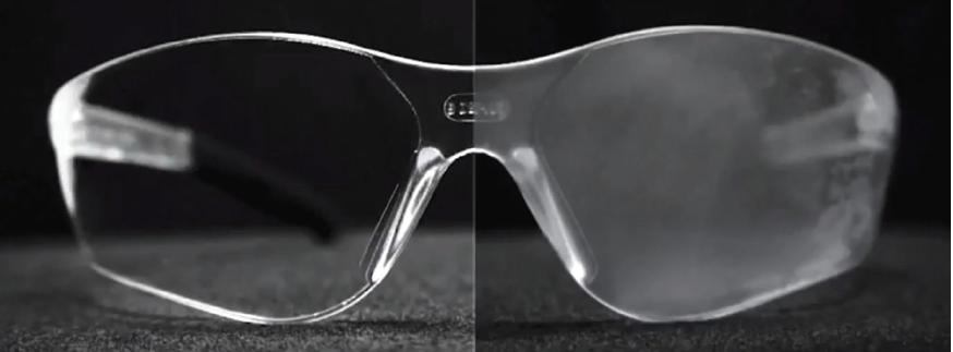 No Fog Protection Glasses