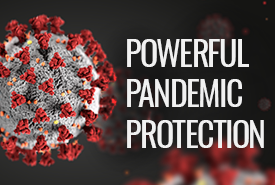 Powerful Pandemic Protection