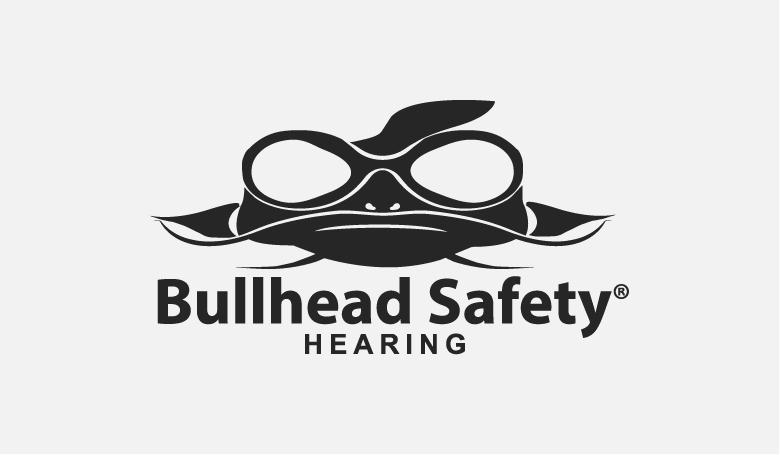 Bullhead Hearing Logo