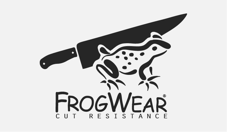 FrogWear Cut Resistance Logo