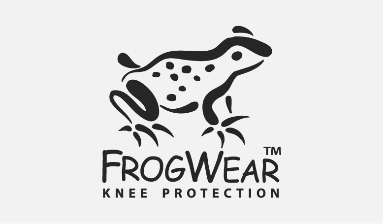 FrogWear Knee Protection Logo