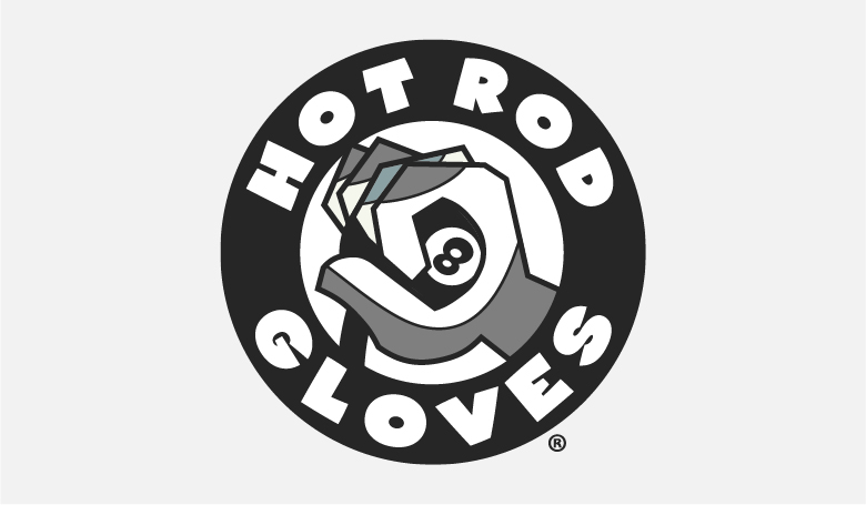 Gripster Hot Rod Logo