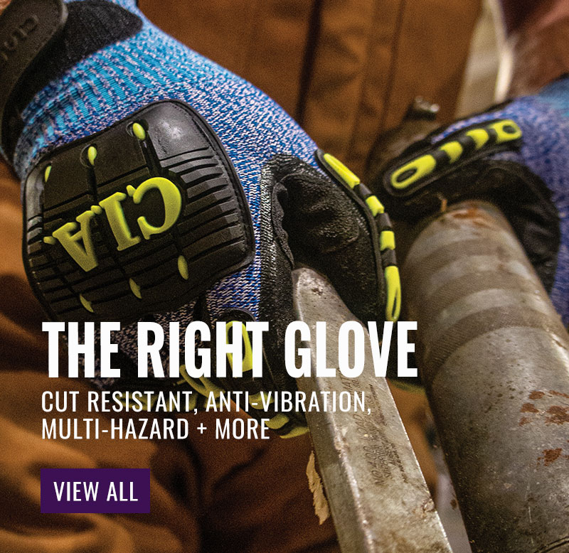 Ice Gripster® Water Repellent Low Temperature Gloves - 300INT