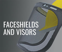 Faceshields and Visors