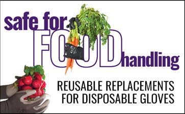 Safe For Food Handling Gloves